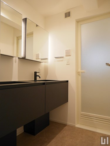 1LDK 37.29㎡タイプ - 洗面室