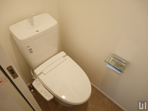 1LDK 37.29㎡タイプ - トイレ