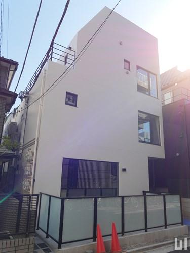 88.JINGUMAE - マンション外観