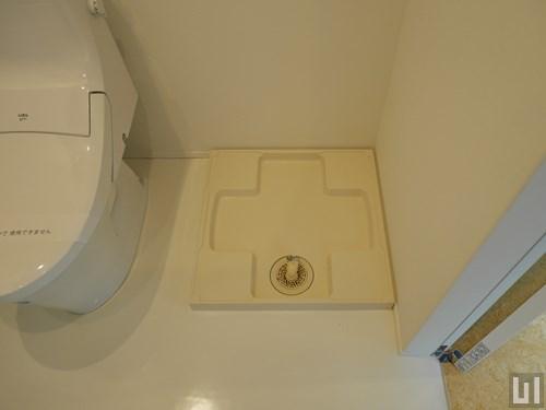 1R 29.34㎡タイプ - 洗濯機置き場