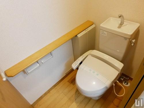 1R 31.66㎡タイプ - トイレ