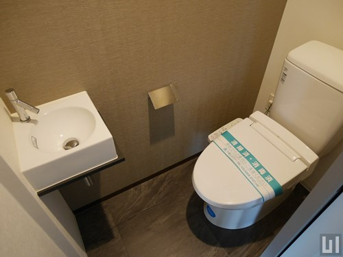 1LDK 62.48㎡タイプ - トイレ