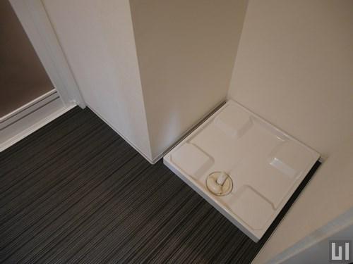 1LDK 62.48㎡タイプ - 室内洗濯機置き場