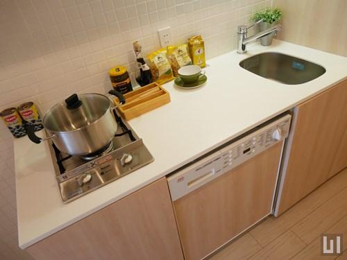 Cタイプモデルルーム - キッチン