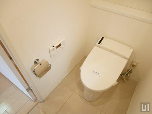 Cタイプモデルルーム - トイレ