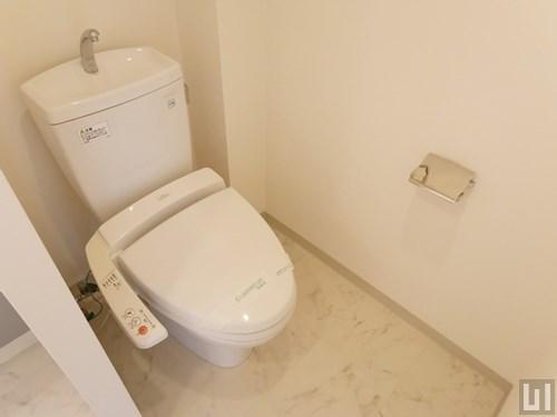 1R 25.71㎡タイプ - トイレ