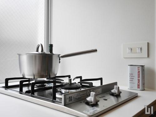 Aタイプ - モデルルームキッチン