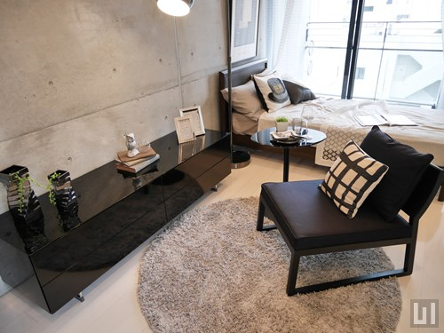 Aタイプ - モデルルーム洋室