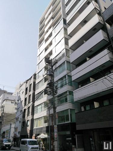 アジリア銀座J's - マンション外観