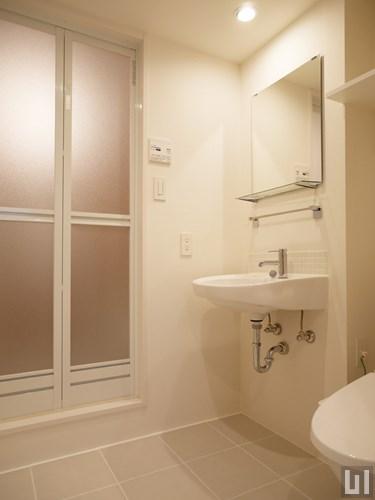 1K 25.13㎡タイプ - 洗面室