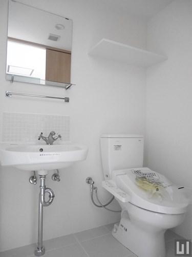 1階A1・ナチュラル - 洗面室