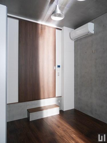 1階A1・ブラウン - 洋室