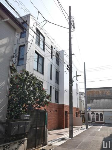 ALERO Kamata-West - マンション外観