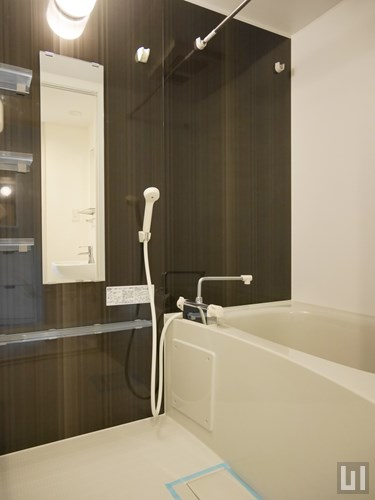 1R 27.47タイプ - バスルーム