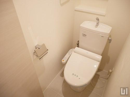 1R 27.47タイプ - トイレ