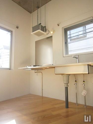 101号室 - キッチン