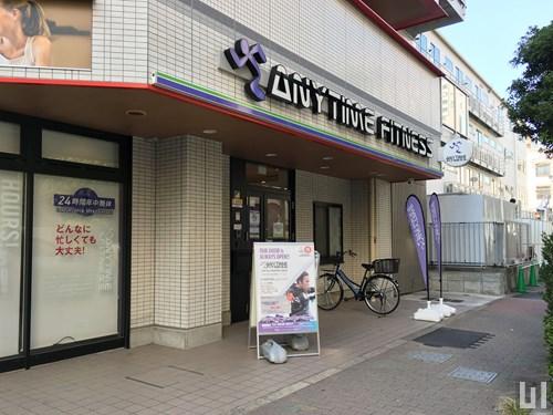 エニタイムフィットネス 亀戸店