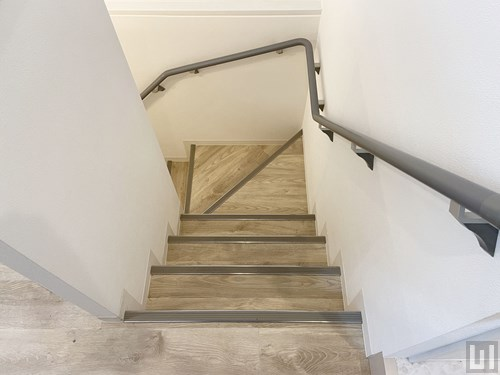1LDK 43.18㎡タイプ - 階段