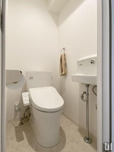 1LDK 43.18㎡タイプ - トイレ
