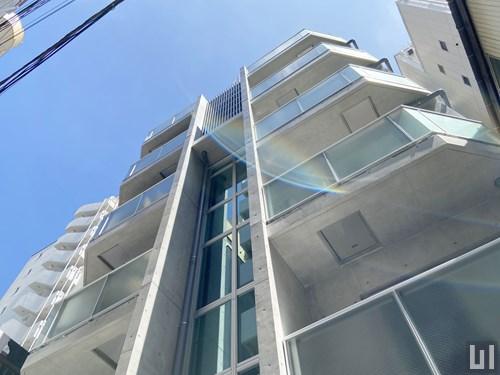 Apartment Hotel New Bridge 579 - マンション外観