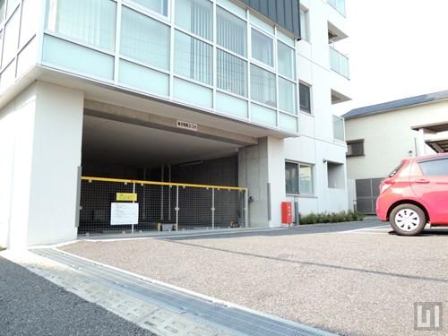 アパートメンツ不動前 - 駐車場