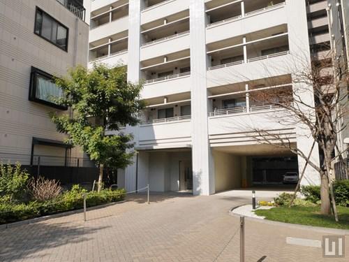 アパートメンツ三田 - マンション外観