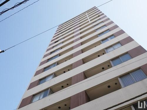 アパートメンツタワー麻布十番 - マンション外観