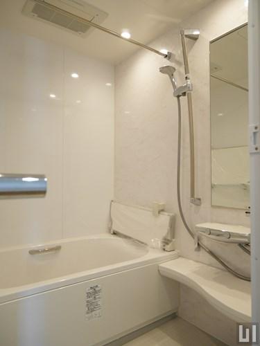 4階-6階A号室タイプ - バスルーム