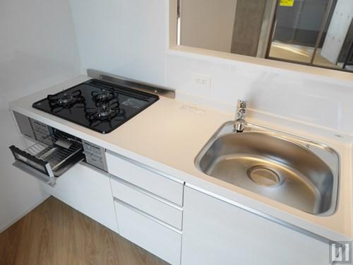 4階-6階A号室タイプ - キッチン