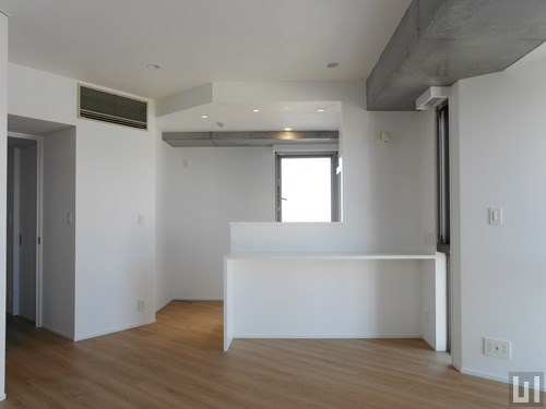 4階-6階A号室タイプ - リビング