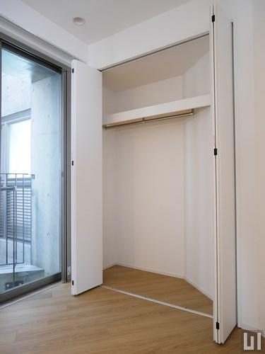 4階-6階A号室タイプ - 洋室・クローゼット
