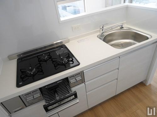3階-5階B号室タイプ - キッチン