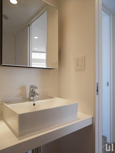 3階-5階B号室タイプ - 洗面台