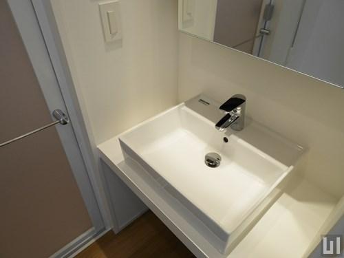 5階-6階C号室タイプ - 洗面台