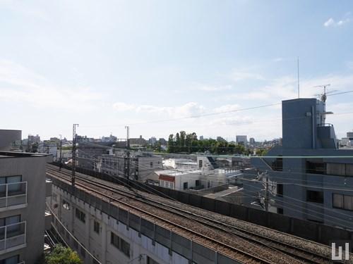 5階-6階C号室タイプ - 眺望