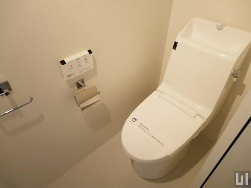 1LDK 44.65㎡タイプ - トイレ