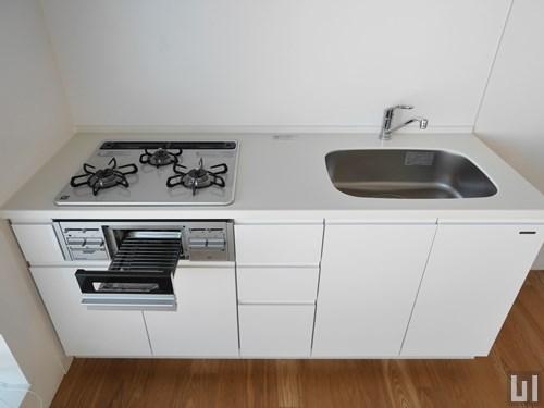 1LDK 35.24㎡タイプ - キッチン