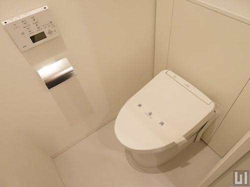 1LDK 35.24㎡タイプ - トイレ