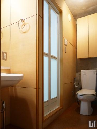 1LDK 45.68㎡タイプ - 洗面室・トイレ