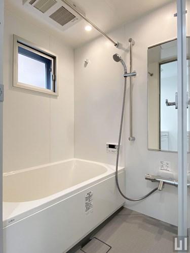 1K 36.72㎡タイプ - バスルーム
