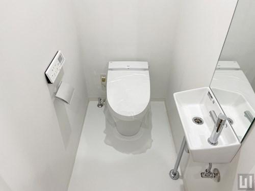 1K 36.72㎡タイプ - トイレ