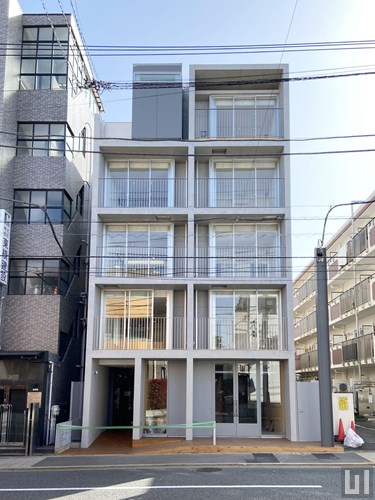 ARUKAS OYAMADAI - マンション外観