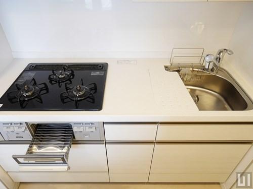 1DK 30.47㎡タイプ - キッチン