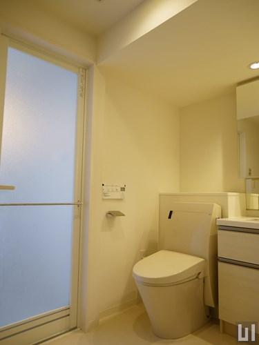 1DK 30.47㎡タイプ - 洗面室・トイレ