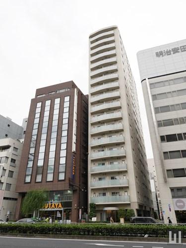 朝日マンション五反田 - マンション外観