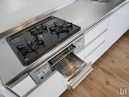 2LDK 61.14㎡タイプ - キッチン