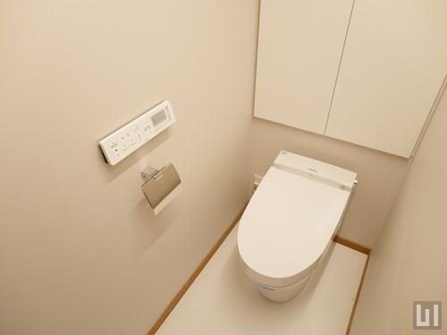 2LDK 61.14㎡タイプ - トイレ