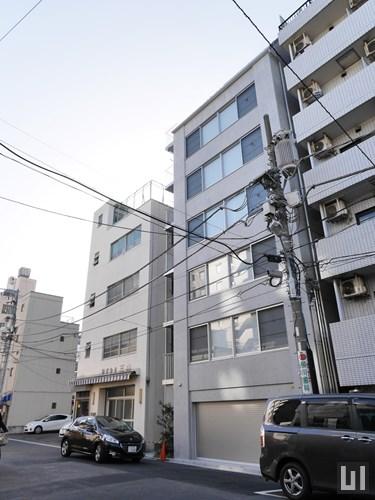浅草橋アパートメント - マンション外観