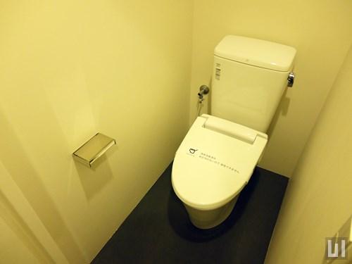 1LDK 32.44㎡タイプ - トイレ