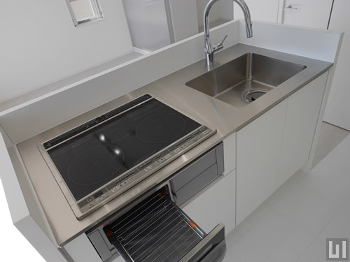 1LDK 42.66㎡タイプ - キッチン